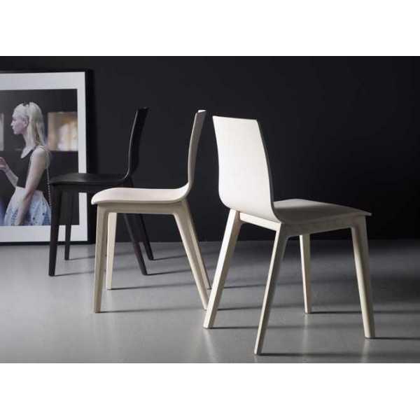 Smilla sped gratuita sedia contract in faggio legno for Mondo arreda