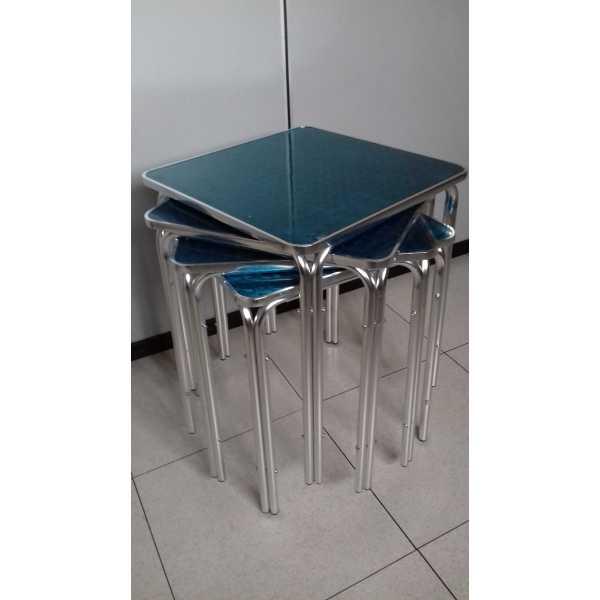 Vendita tavolo tavoli tavolino tavolini in alluminio a prezzi bassi da esterno per bar - Tavoli e sedie bar prezzi bassi ...