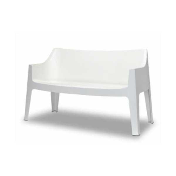 Vendita delle sedie e poltrone impilabili in plastica for Divanetti giardino economici