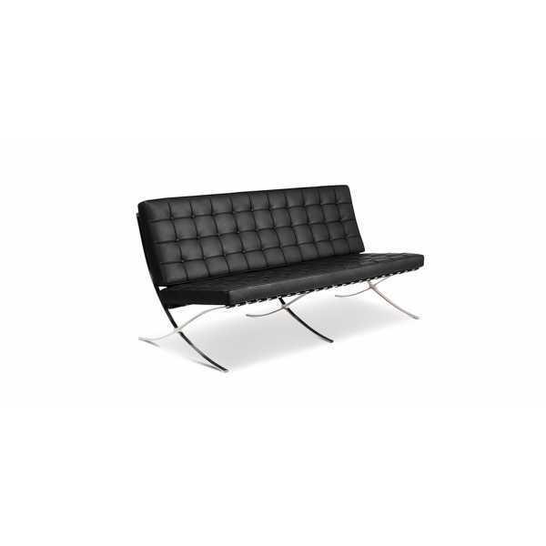Divani Barcellona design di Mies Van Der Rohe poltroncine Contract ...