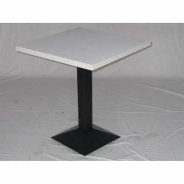 Vendita in occasione dei tavolo tavoli bar personalizzati per casa bar ristorante hotel - Tavolo quadrato gamba centrale ...