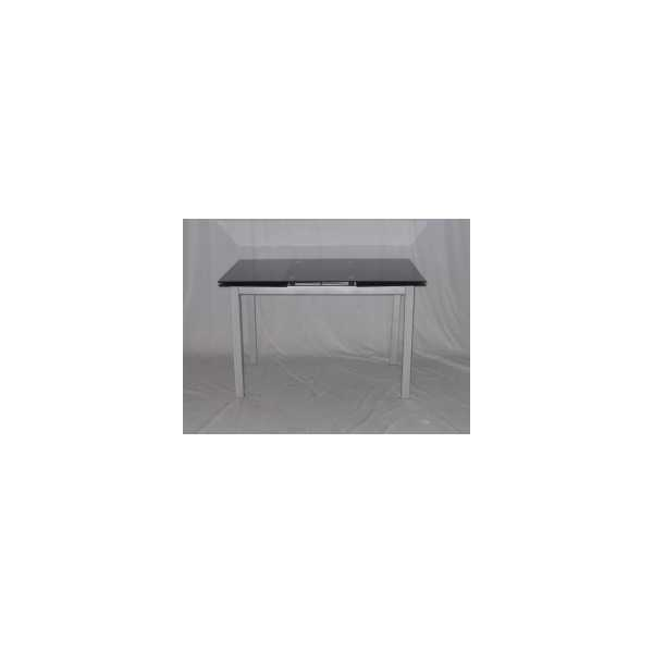 Vendita in occasione dei tavolo tavoli allungabili per - Tavolo in vetro nero ...